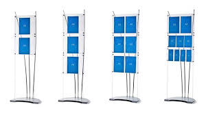 Corporate Display Stands Adorable Leaflet Display Stands For Offices And Showrooms Brochure Units