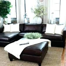 rugs to go with brown leather sofa living room or brown leather couch sectional dark sofa