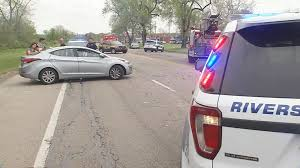 Witness: Man driving on wrong side of the road causes crash in ...