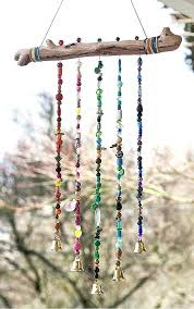 beaded wind chimes beautiful beaded wind chime most liked wind chimes for a  sparkling garden year