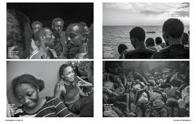 sco zizola photo essay on migration in vrij nederland noor for three weeks sco zizola was onboard the msf search and rescue ship the bourbon argos documenting the rescue of over three thousand migrants on
