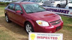 2008 Chevrolet Cobalt LT Sedan - YouTube