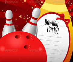 Bowling Invitation Enchanting Free Download Sample 44 Bowling Party Invitation Template Selected