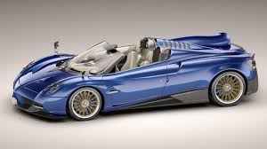 The New Pagani Huayra Roadster Is A Gorgeously Complex Twin-Turbo ...