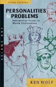 personalities problems interpretive essays in world  3395431