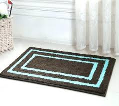 brown bath rug set brown and blue bathroom rugs and brown bath rug home design ideas brown bath rug