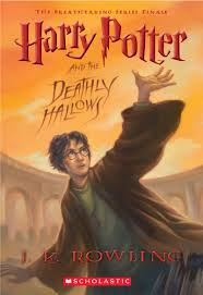 book harry potter and the ly hallows by j k rowling