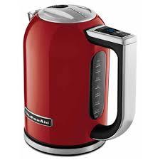 kitchenaid artisan 1 7l kettle empire red