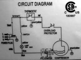 mini fridge wiring diagram wiring diagram for you • mini fridge wiring diagram