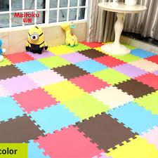 12pcs set baby toys eva foam puzzle play matinterlocking tiles protection floor rugpuzzle piece mats canada
