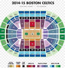 Boston Garden Seating Chart With Rows Bruins Seat Map Boston Celtics Seating Chart Map Bruins Td