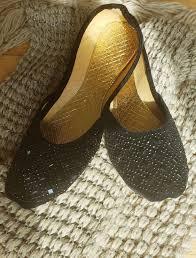 Mojari Size Chart Us 6 5 Women Beautiful Khussa Shoes Punjabi Jutti Mojari