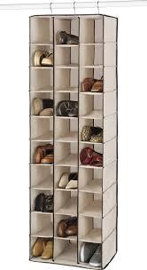 ... Rack, Hanging Shoe Rack Organizer Diy Ideas: Glamorous Hanging Shoe Rack  For Home ...