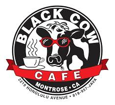 restaurants logo with a star. Delighful Restaurants Black Cow Logo To Restaurants Logo With A Star O