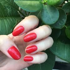 女っぽさは指先からおすすめ赤ネイルカタログmery メリー