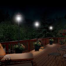 glancing planter solar post with planter solar post lights athayneedle gama sonic baytown solar lamp post