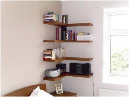 Oak Corner Shelving Build Floating Corner Shelf Fitted Tv Alcove Cupboard And Oak 93