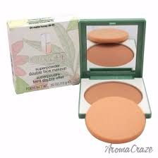superpowder double face makeup 04 matte honey m p dry bination by clinique for women 0 35 oz powder