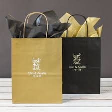 personalized wedding gift bags. Beautiful Gift Personalized Gift Bags To Wedding