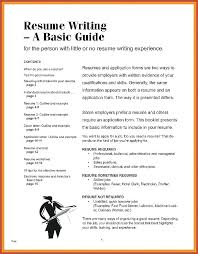 Tips To A Good Resume Resume Writing Tips And Samples Emelcotest Com
