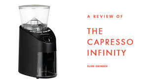 How do you clean a capresso burr grinder then? Capresso 565 Infinity Ss Burr Grinder Review April 2021
