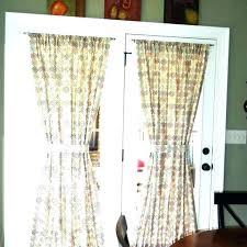 front door curtain panel window panels for doors front door valance alluring window plus french doors front door curtain