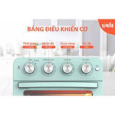 Lò nướng kiêm nồi chiên không dầu Unie Q37 - 25L - Hàng chính hãng tại Hà  Nội