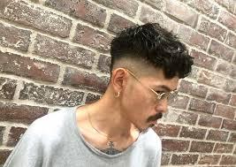 フェードフォワードパーマスタイル Chill Chair 吉祥寺店のヘア