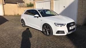 My new car!! 2017(66plate) Audi A3 1.4 tfsi manual COD (150bph ...