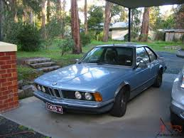 Coupe Series 1970 bmw coupe : BMW 633CSI 1977