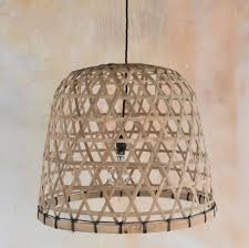 lamp shades design lamp shade fair bamboo handwoven fairtrade ceiling lampshade by the comfi cottage that makes your room looks like more wooden kind of