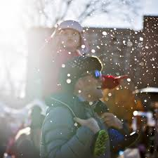 city winterfest turns centennial park into a wonderland making it the perfect destination to find one of a kind gifts from local crafters