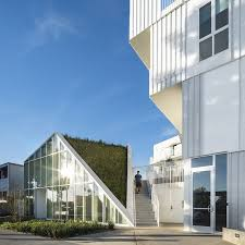 Vassar City Lights Affordable Housing Project Mlk1101 Supportive Housing By Lorcan Oherlihy Architects