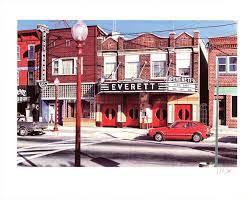 ▷ Everett, Middleton, DE by Davis Cone, 1995   Print   Artsper (550033)