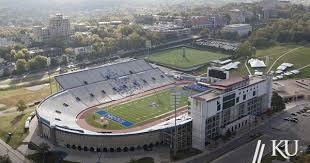 David Booth Kansas Memorial Stadium The Hill Commencement