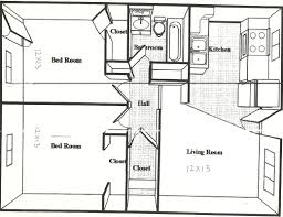 700 sq ft house plans 2 bedroom elegant 700 square feet home plans small house plans