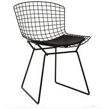 wire furniture. bertoia u2013 side chair wire furniture e