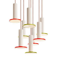 funky lighting fixtures. cielo led pendant light designed by pablo studio lighting available in the dwell funky fixtures t