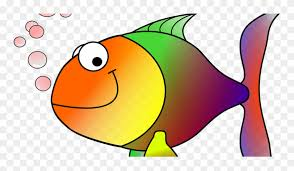 one fish two fish red fish blue fish clip art clipart of beautiful fish png