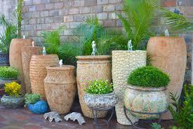 Decorative Garden Urns Decoration Cheap Garden Plants Large Black Plant Pots Large 83
