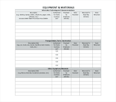 Construction Material List Template Small It Inventory Template Infrastructure Shootfrank Co
