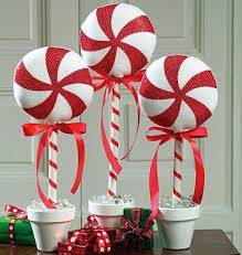 Big Candy Cane Decorations Lovely Big Candy Cane Decorations 60 Christmas Celebrations 19