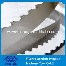 carbide bandsaw blade. carbide tipped band saw blade wood cutting bandsaw