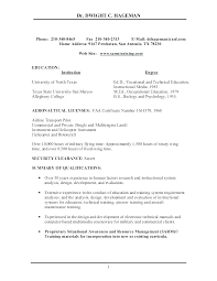 Pilot Resume Template Classy Pilot Resume Template Spacesheepco