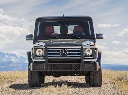 The 2016 Mercedes-Benz G-Wagen Is the Most Beautiful Tractor Ever ...