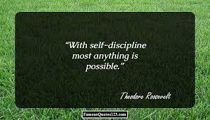 Discipline Quotes Interesting Discipline Quotes Famous Discipline Quotations Sayings