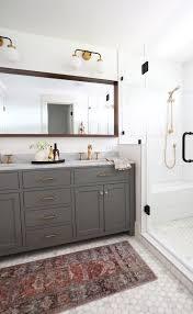 Wayfair Bathroom Light Fixtures Evergreen House Master Bathroom Reveal Juniper Home