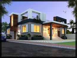 Simplex House Elevation Designs Archplanest Online House Design Consultants Modern Front