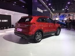 2018 hyundai creta review. perfect creta new hyundai creta 2018 facelift images rear angle on hyundai creta review a