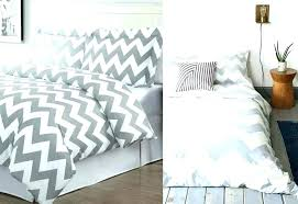 full size of gray and white striped bedding target black sets walls chevron home improvement agreeable
